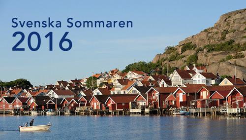 svenska sommaren 2016